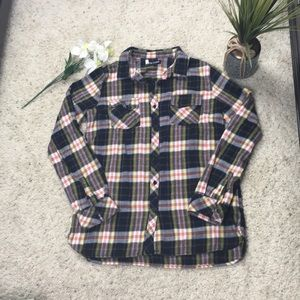 Volcom Flannel For Fall Size M